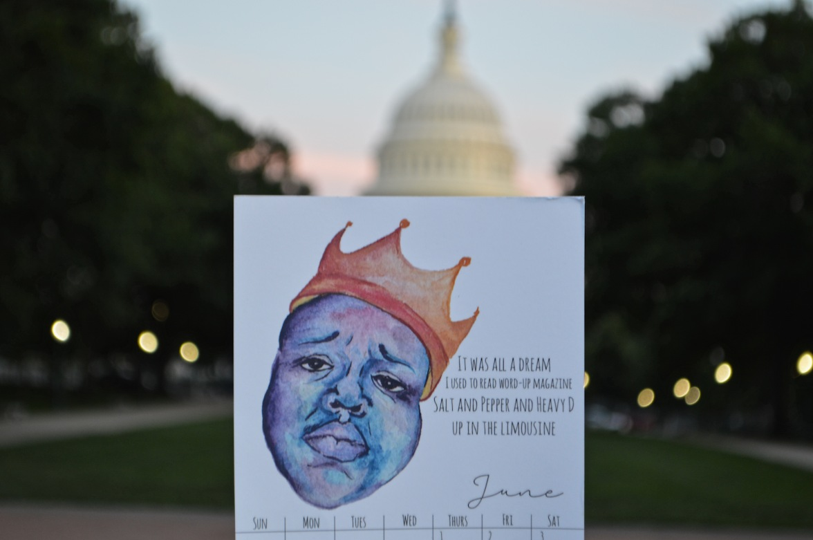 June: The Notorious B.I.G.