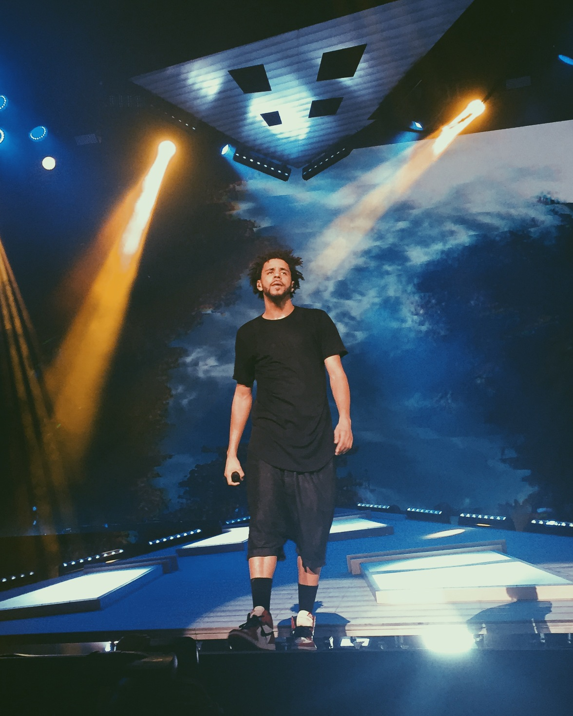 J. Cole @ Jiffy Lube Live, VA 2015