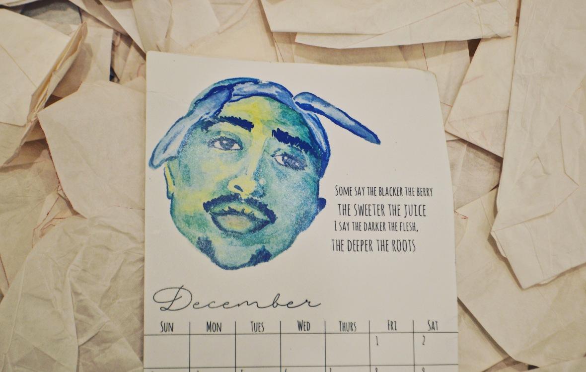 Tupac - December